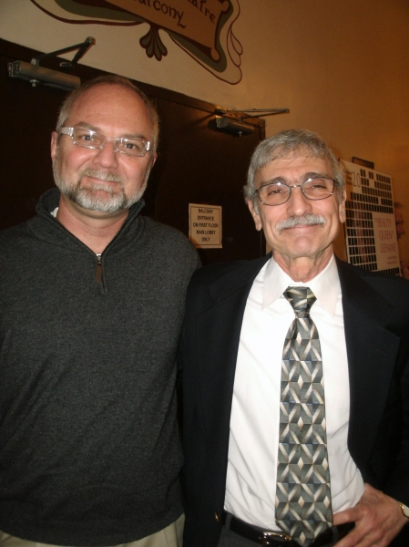 Hugh Schulze and Larry Bundschu