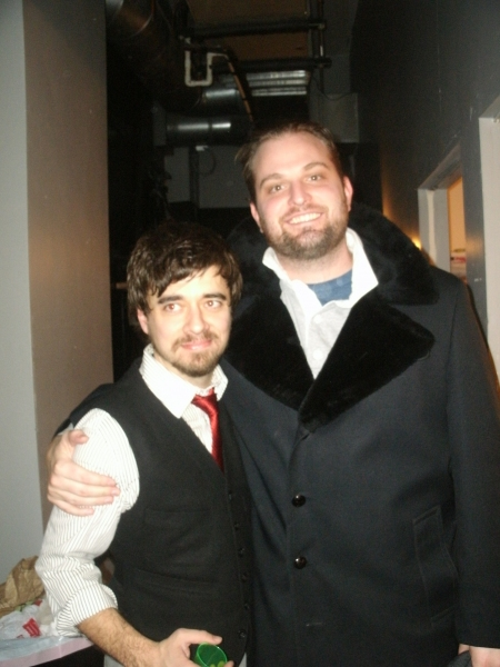 Kevin Viol and Joseph Wiens Photo