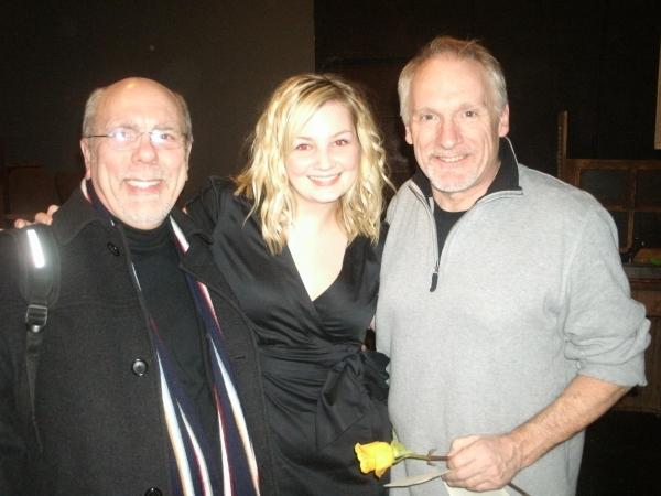 Roger Smart, Angie Shriner and Doug McDade
