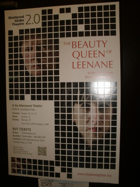 Photo Flash: THE BEAUTY QUEEN OF LENANE Opening Night