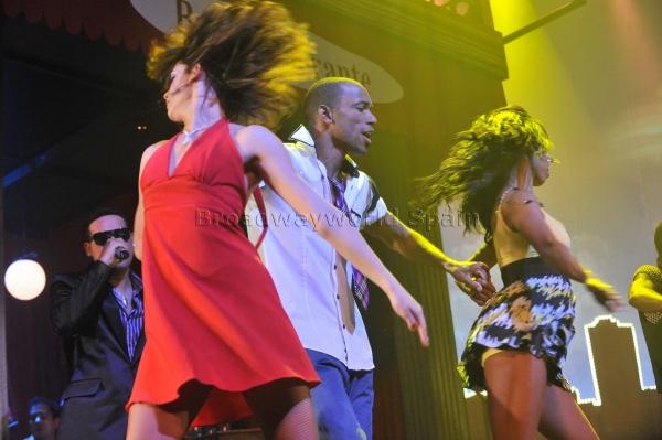 Bésame mucho, el musical de las pasiones en el Coliseum de Barcelona