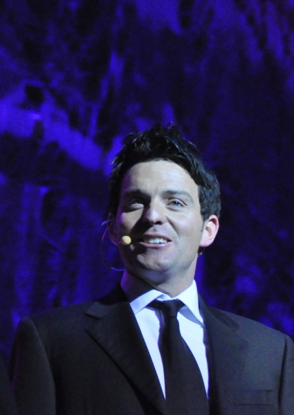 Photo Coverage: Celtic Thunder's  Ryan Kelly Releases Solo CD