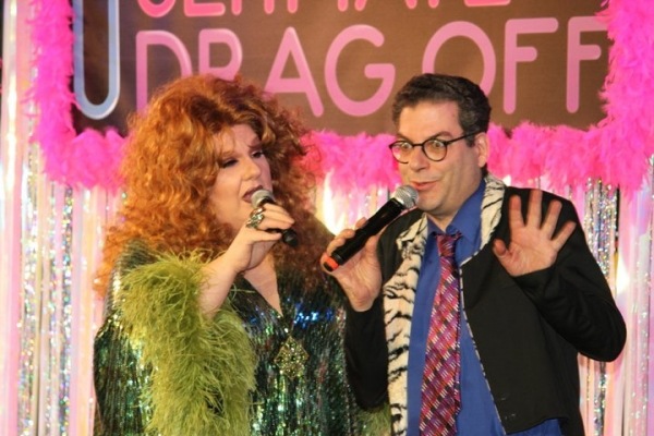 Photos: Ultimate Drag Off Opens Off-Broadway