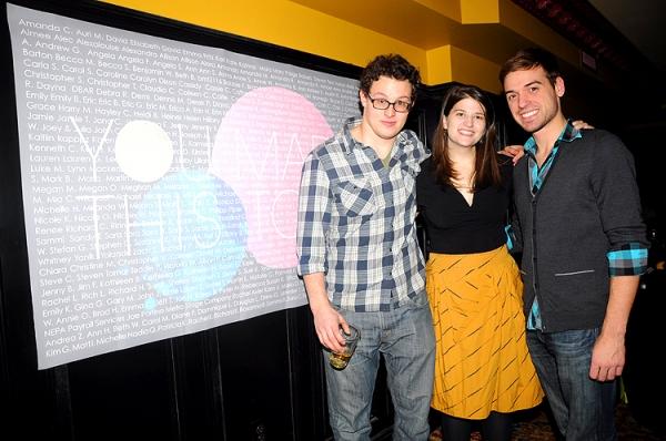 Ben Solomon, Rachel Routh & Jared Norman Photo