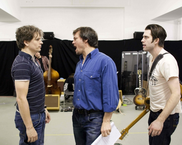 Ben Goddard, Bill Ward and Robert Britton Lyons Photo