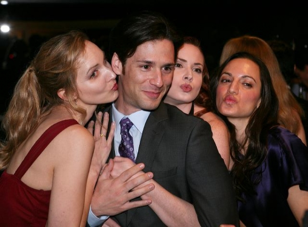 Kendra Munger, Christopher Maikish, Stephanie Fredricks and Rachel Genevieve Photo
