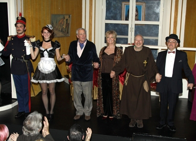 Photo Flash: Workshop Theatre Co Presents TARTUFFE