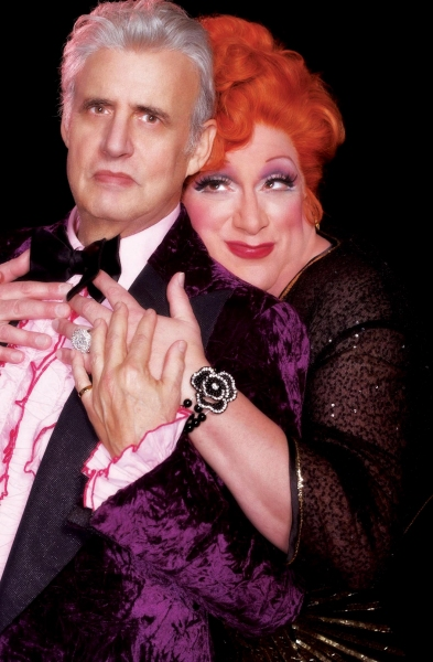 Harvey Fierstein and Jeffrey Tambor