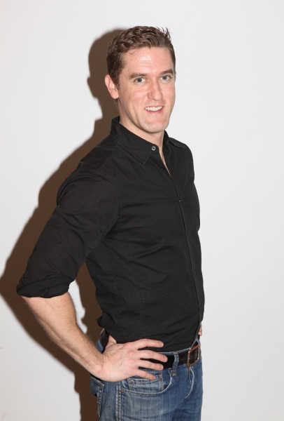 Scott Drummond attends the Off-Broadway Cast Meet & Greet for  Photo