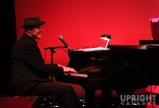 Todd Schroeder at Upright Cabaret's American Icon Series at Thousand Oaks Civic Arts  Photo