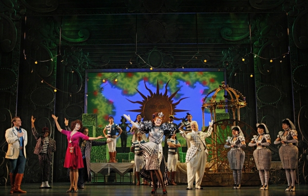 Photo Coverage: Exclusive Sneak Preview - WONDERLAND - A New Alice. A New Musical. on Stage!