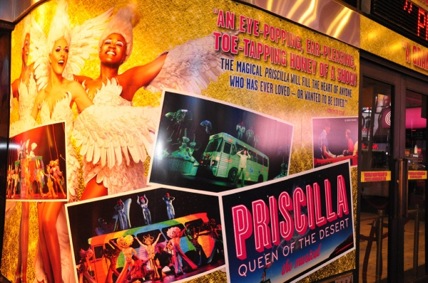 UP ON THE MARQUEE: PRISCILLA, QUEEN OF THE DESERT Complete!