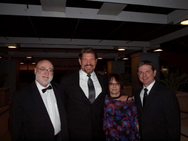 Harold Wasserman, Sam Zeller, Jan Wasserman
