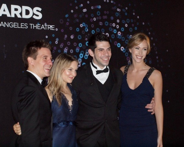 Joe Sofranko, Lili Fuller, Juliana Tyson Photo