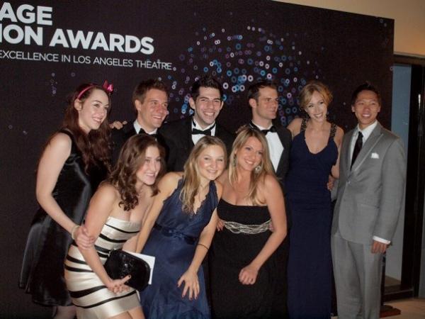 Joe Sofranko, Lili Fuller, Sarah Haworth, Juliana Tyson Photo