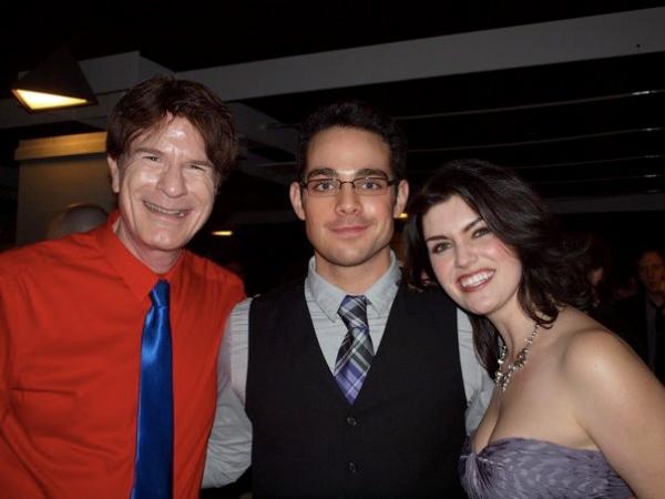 Steven Stanley, Jason Evans, Sarah Elizabeth Combs Photo