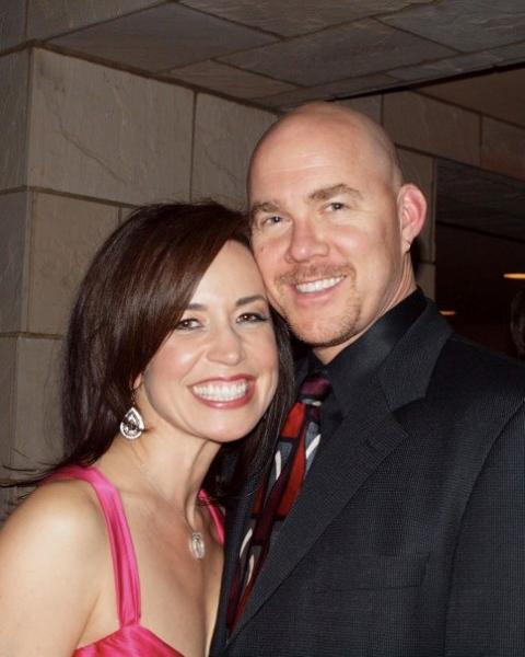 Michelle Duffy, Todd Schroeder Photo
