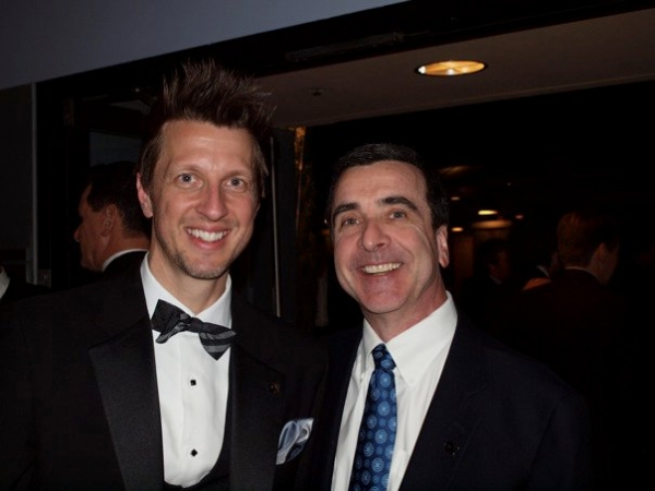 Chad Borden, Tom Buderwitz Photo
