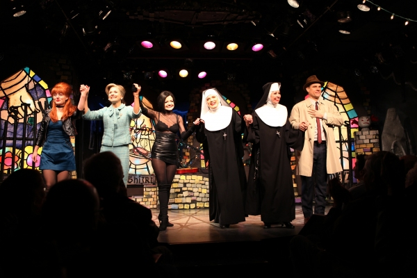 Photo Coverage: A Visit With THE DIVINE SISTER - Curtain Call