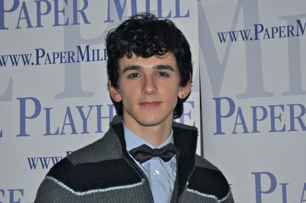 Lyle Colby Mackston at 25th ANNUAL PUTNAM COUNTY SPELLING BEE Opens at Paper Mill