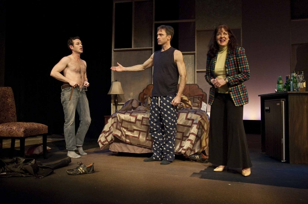 Photo Flash: The Little Dog Laughed Plays The Bickford Thru 2/13
