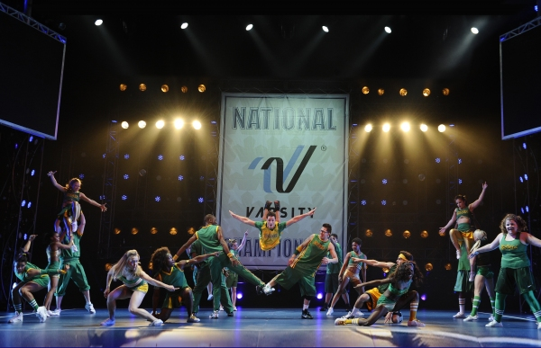 Photo Coverage: First Look at the World Premiere of BRING IT ON at the Alliance Theatre in Atlanta!