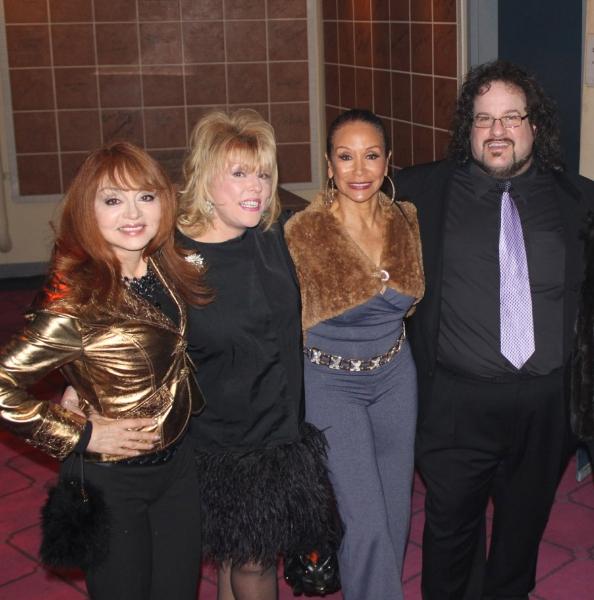 Judy Tenuta, Rita McKenzie, Freda Payne, Scott Stander Photo