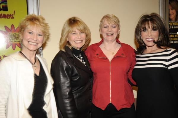 Dee Wallace, Ilene Graff, Alison Arngrim and Kate Linder