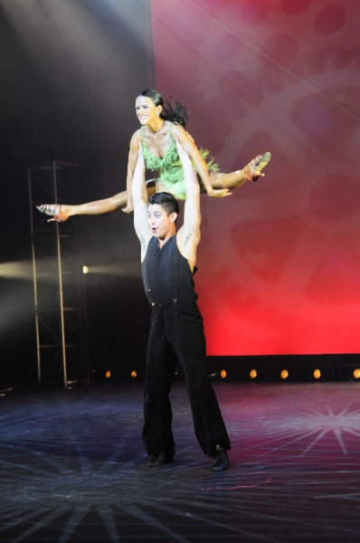 Photo Flash: El Portal Theater Presents Ballroom With A Twist
