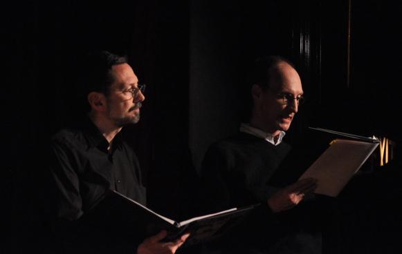 David Sheward and Andy Propst