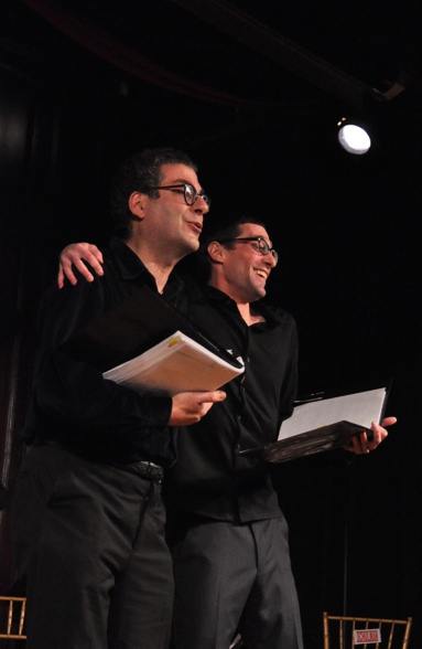 Michael Musto and Michael Schulman