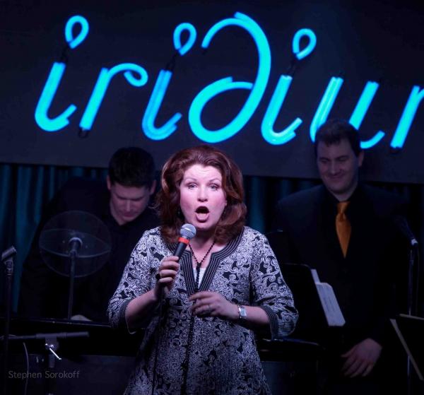 Photo Coverage: Terese Genecco Plays IRIDIUM with Klea Blackhurst