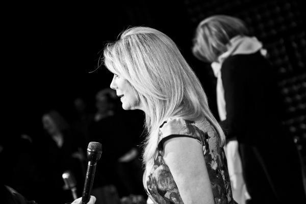 Photo Coverage: Kathie Lee Gifford Visits MILLION DOLLAR QUARTET