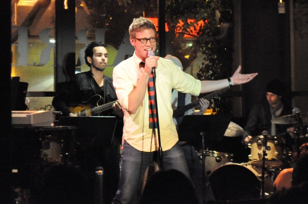 Photo Coverage: Show at Barre's SINCERELY, JOHN HUGHES, starring Barrett Foa