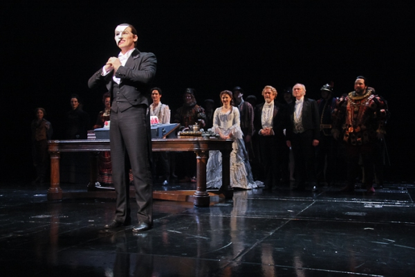 Photo Coverage: THE PHANTOM OF THE OPERA Celebrates 23 Years!