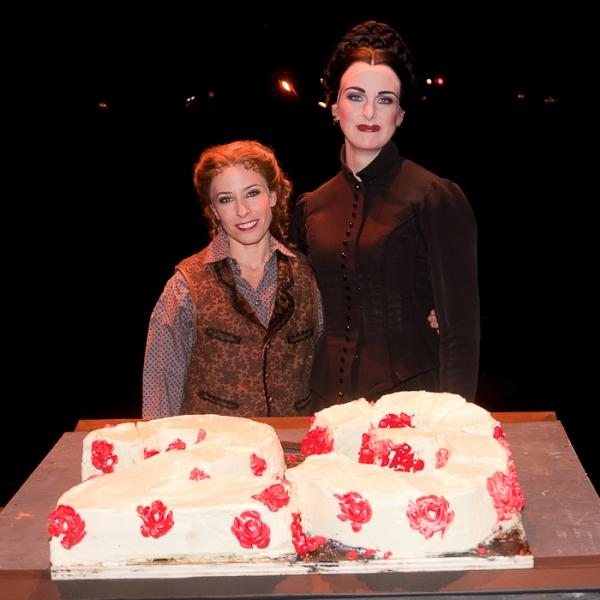 Heather McFadden and Marni Raab
