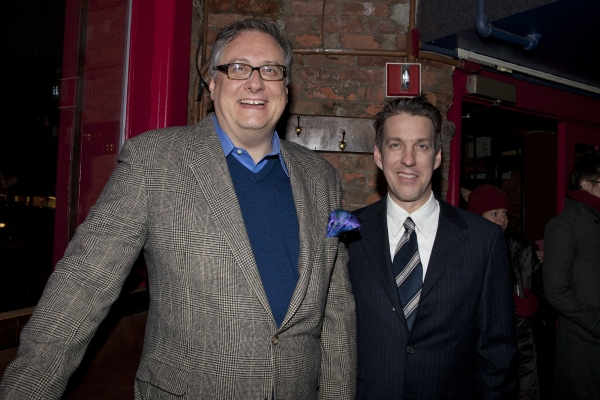 Photo Coverage: THE NEW YORK IDEA Opens at the Atlantic