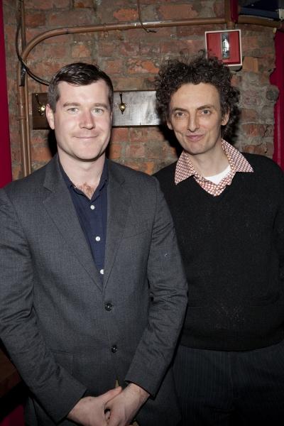 Tom Patrick Stephens and John Keating Photo
