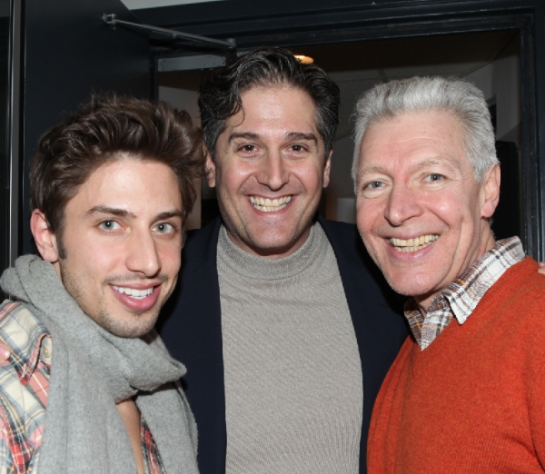 Photo Coverage: In the Recording Studio with PRISCILLA QUEEN OF THE DESERT THE MUSICAL