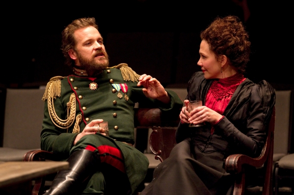 Photo Coverage: Gyllenhaal, Sarsgaard et al. in CSC's THREE SISTERS