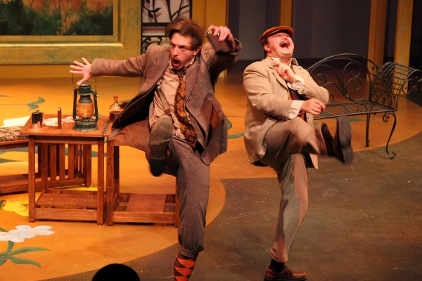 Photo Flash: Human Race's TWELFTH NIGHT