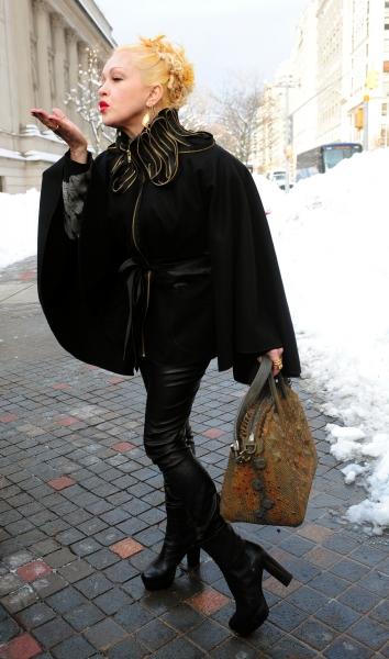 Photo Coverage: Cyndi Lauper 'Ride of Fame'