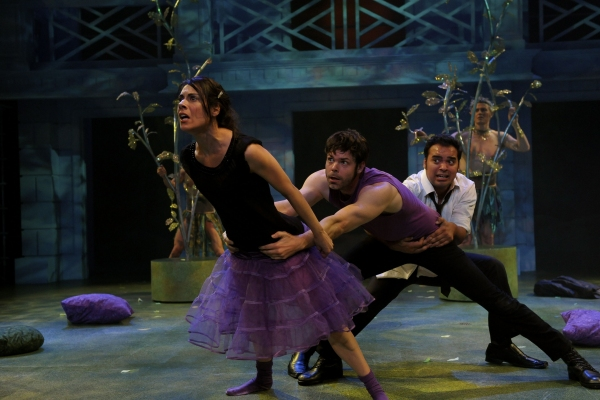 Photo Flash: A Midsummer Night's Dream At Orlando Shakespeare