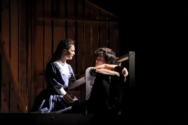 Shannen Chin-Quan and Aleksa Kurbalija