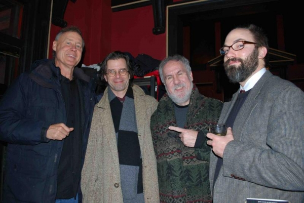 Bruce Hornsby (Composer, co-lyricist), Mike Rafael (Producer), Chip deMatteo (co-lyricist), Clay McLeod Chapman (Book)