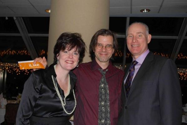 Joanne Smith, Mike Rafael (Producer), Daniel Smith