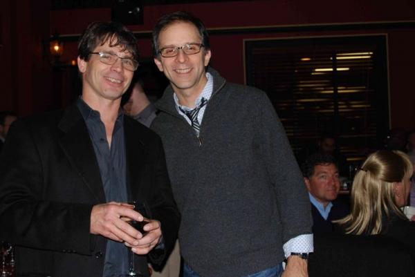 Scott Wise (Choreographer), John Rando (Director) Photo