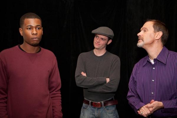 J. Alphonse Nicholson, Hampton Rowe and Dan Sipp