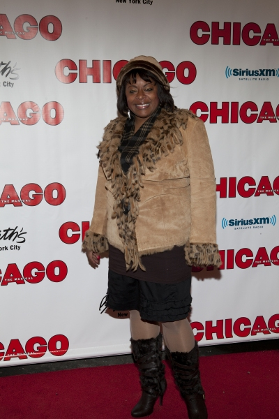 LaVon Fisher-Wilson at CHICAGO Celebrates Facebook Fan Day