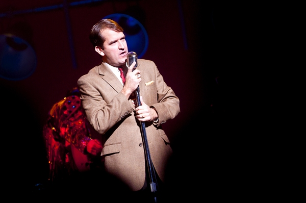 Photo Coverage: Lee Rocker Ends Run in MILLION DOLLAR QUARTET